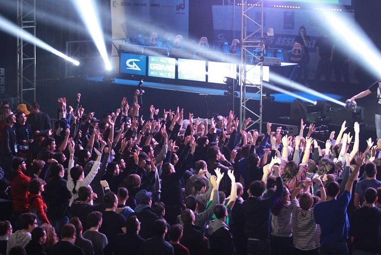 La Gamer Assembly a réuni cette année 19 000 personnes autour de l'e-sport et des joueur e-sport