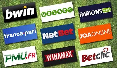 paris sportifs à la hausse bookmaker