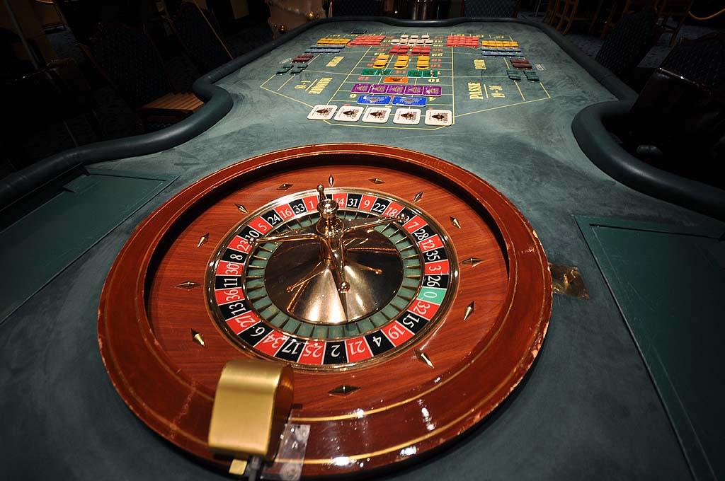 table de jeu roulette française