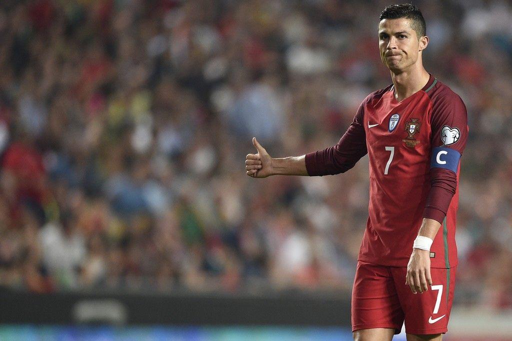 Capitaine du portugal Cristiano Ronaldo meilleur joueur coupe du monde