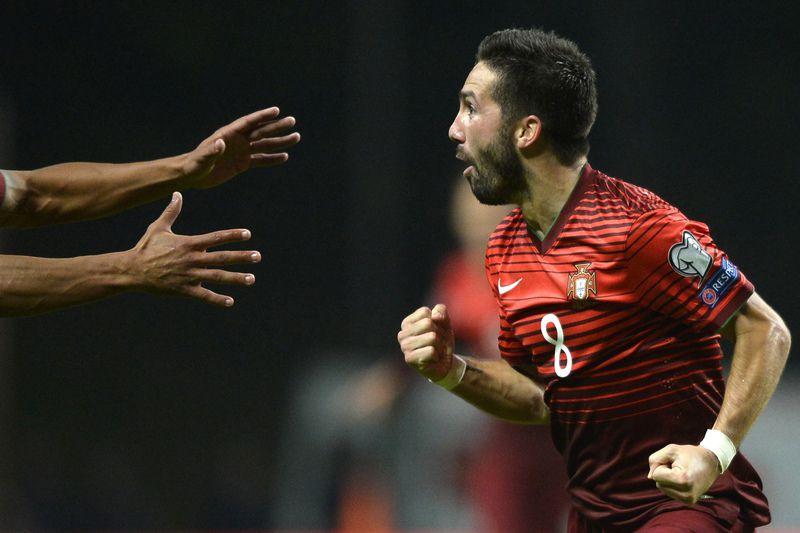 Joao Moutinho au mondiale 2018