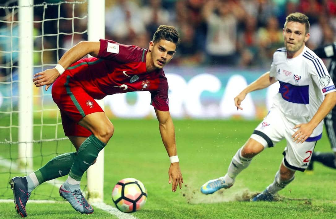 andré silva et le portugal coupe du monde en russie