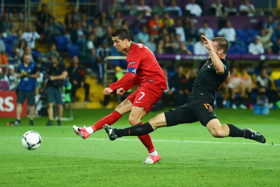Cristiano Rolando EURO 2012 Portugal Pays Bas