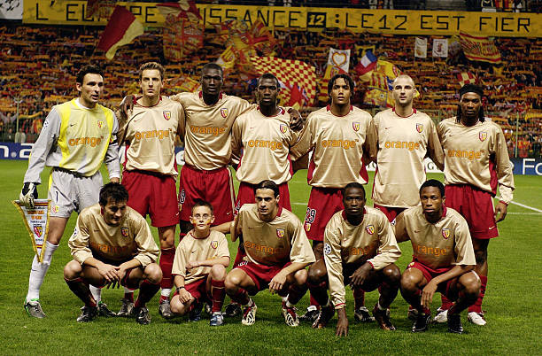 RC LENS-Ligue-des-champions-Team