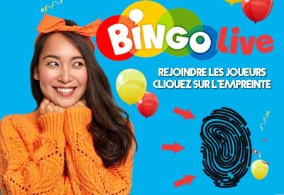 Essayer et rejoindre la famille bingo